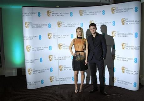 Jeremy Irvine, Alice Eve