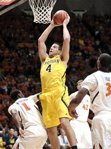 Mitch McGary, Mitch McGary, Brandon Paul (3)