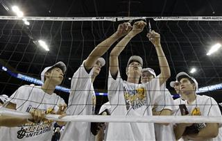 NCAA UC Irvine BYU Volleyball
