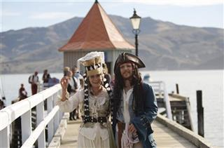 New Zealand Pastafarian Wedding