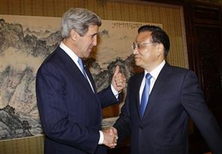 Li Kekiang, John Kerry
