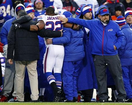 Chan Gailey, Fred Jackson