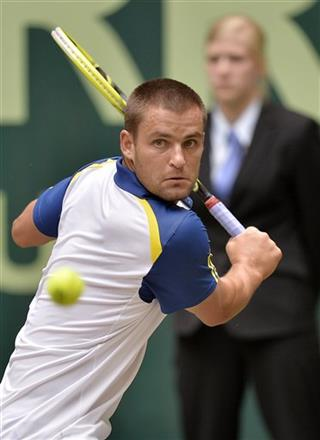 Germany Tennis Gerry Weber Open