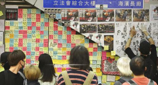 Hong Kong protests against Extradition law
