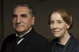 Jim Carter Phyllis Logan