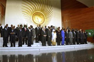 Ethiopia African Union Mali