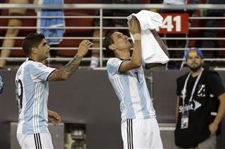 Angel Di Maria,   Ever Banega