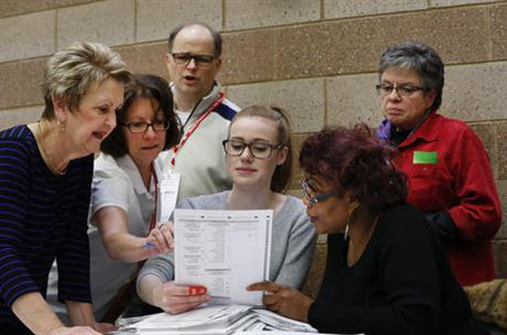 Presidential recount in Michigan expands to Detroit area