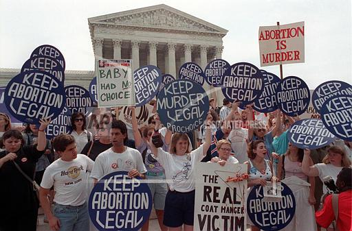 Associated Press Domestic News Dist. of Columbia United States COURT RULING ABORTION CASE