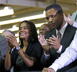 Jesse Jackson Jr., Sandi Jackson