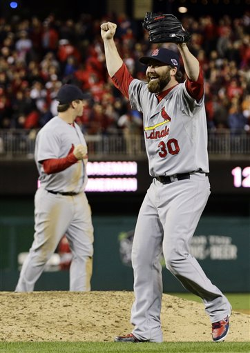 Jason Motte, David Freese