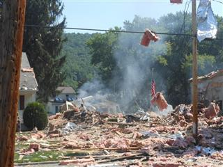 House Explosion NY
