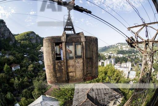 Georgia Cable Cars Photo Gallery