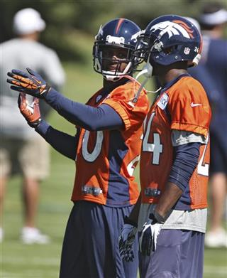 Mike Adams, Champ Bailey