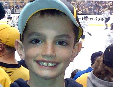 Boston Marathon Child Victim