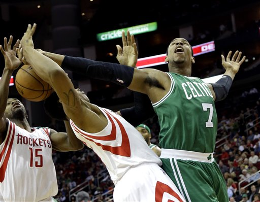 Jared Sullinger, Toney Douglas, Greg Smith