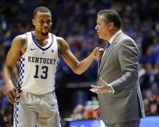 John Calipari, Isaiah Briscoe