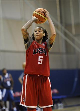 Seimone Augustus