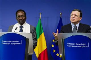 Jose Manuel Barroso, Dioncounda Traore