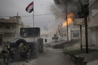 Mideast Iraq The Mosul Battle