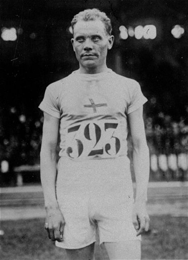 Paavo Nurmi