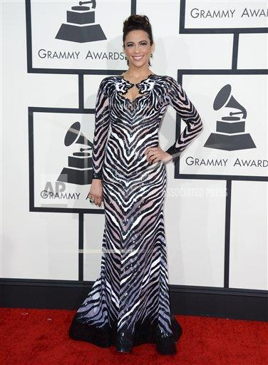 inVision Jordan Strauss/Invision/AP A ENT CA USA INVW The 56th Annual GRAMMY Awards - Arrivals