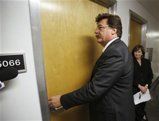 California Lawmaker Searched
