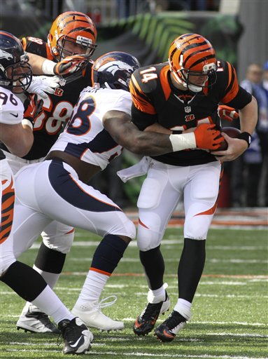 Andy Dalton, Von Miller