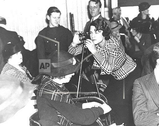 Associated Press Domestic News New Jersey United States MARGARET BOURKE WHITE