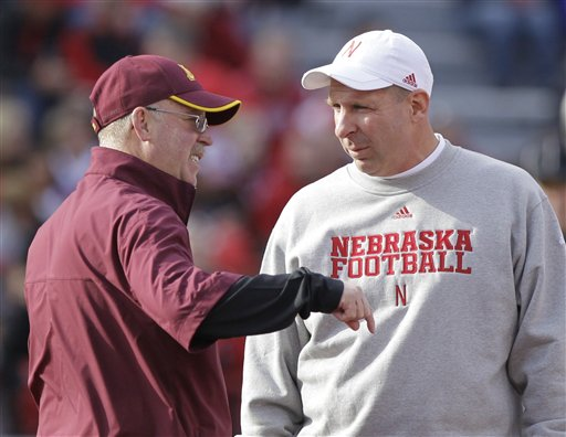 Jerry Kill, Bo Pelini