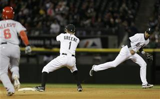 Alexei Ramirez, Tyler Greene, Alberto Callaspo