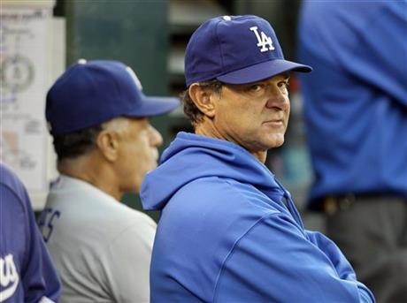 Don Mattingly, Davey Lopes