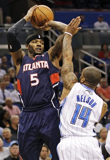 Josh Smith, Jameer Nelson
