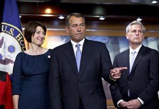John Boehner, Kevin McCarthy, Cathy McMorris Rodgers
