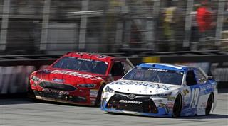 Carl Edwards, Landon Cassill