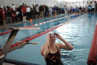 Regis Jesuit Missy Franklin Swimming