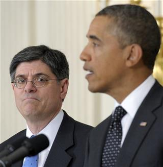 Barack Obama, Jack Lew