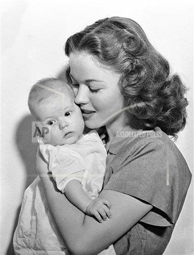 Watchf Associated Press Domestic News  California United States APHS216641 Shirley Temple