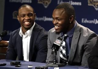 Tavon Austin, Alec Ogletree