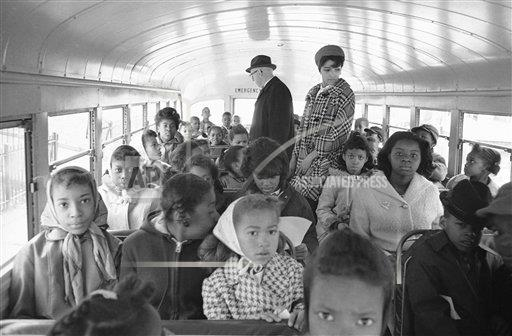 Watchf AP A  MA USA APHS279521 African American  Integration    Schools  Students   Busing 1966   MA