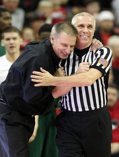 Larry Eustachy, Shawn Lehigh 