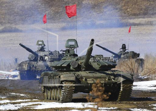 Russia Army Games