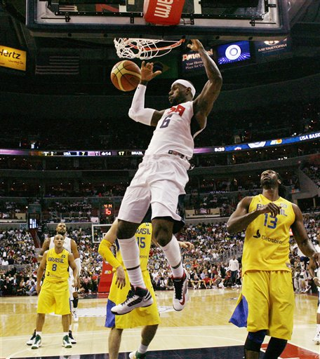 LeBron James, Maybyner Rodney Hilario,