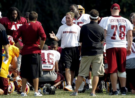 Mike Shanahan