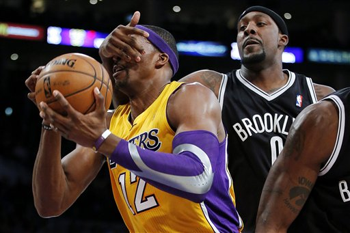 Dwight Howard, Andray Blatche