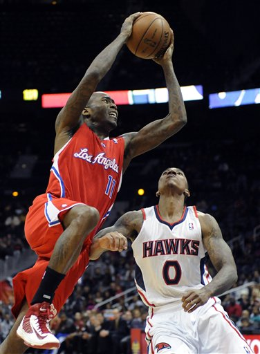Jamal Crawford, Jeff Teague