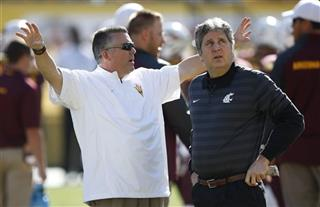 Todd Graham, Mike Leach