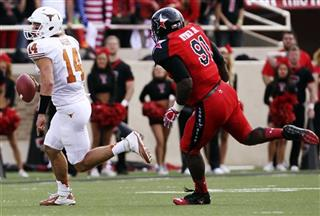 Texas Tech Texas Football