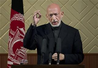 Hamid Karzai