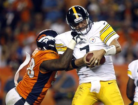 Von Miller,  Ben Roethlisberger